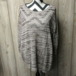 Sejour plus size cozy sweater